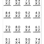 Worksheet Ideas ~ 4Th Grade Division Problems Maths Regarding Grade 4 Printable Multiplication Problems