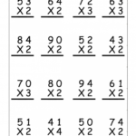 Worksheet Ideas ~ Coloring Book Remarkable 4Th Grade Regarding Printable Multiplication Problems For 4Th Grade