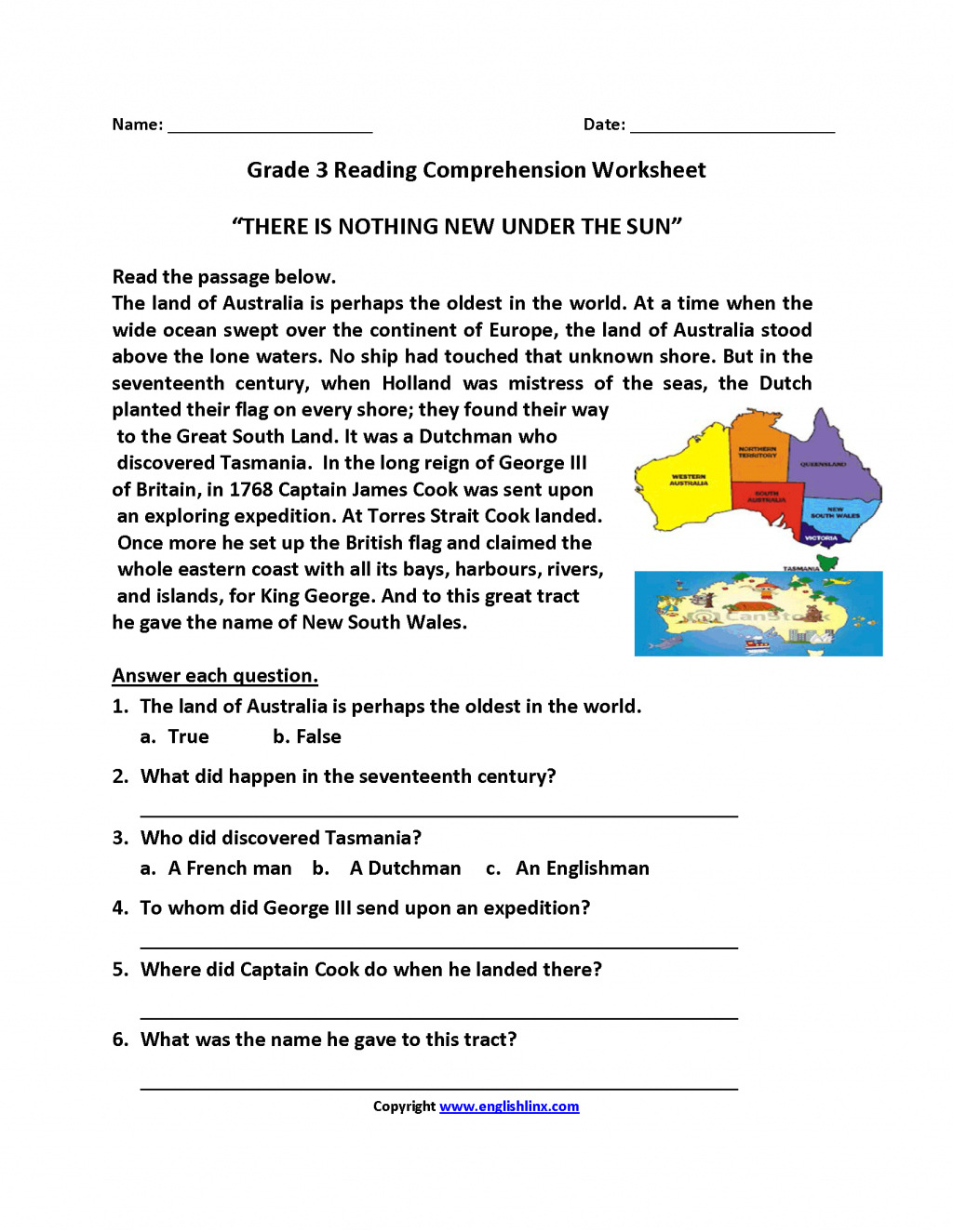 Worksheet Ideas ~ Reading Worksheets Third Gradeion For Pdf for Multiplication Worksheets Year 3 Australia