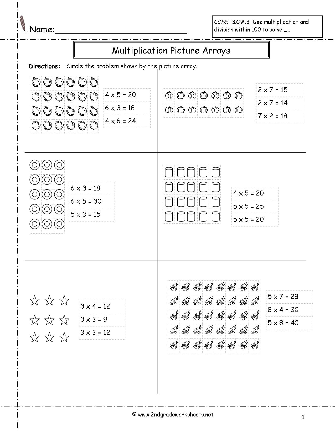Worksheet Ideas ~ Worksheet Ideas Incredibleon And Division for Worksheets Relating Multiplication And Division