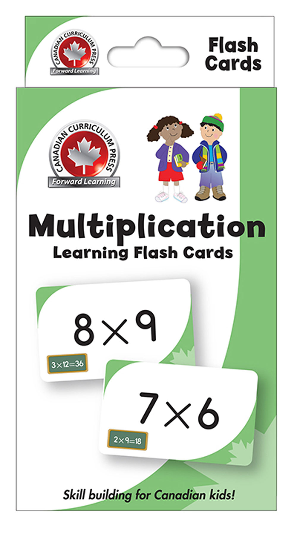 Buy Multiplication Flashcards For Cad 3.99 | Toys R Us Canada