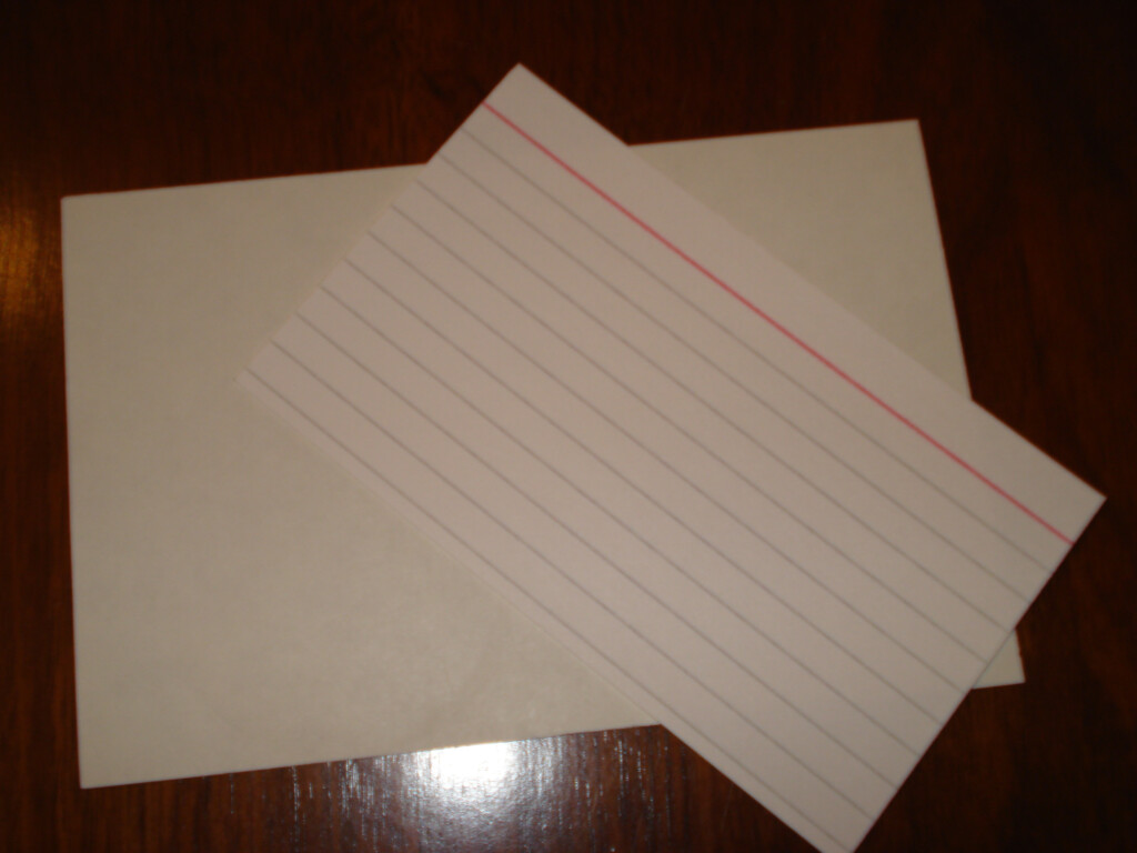 Flashcards: A Memory Technology   Isabella Rosse