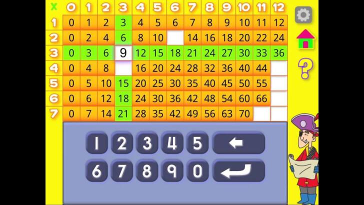 Multiplication Flash Cards Near Me