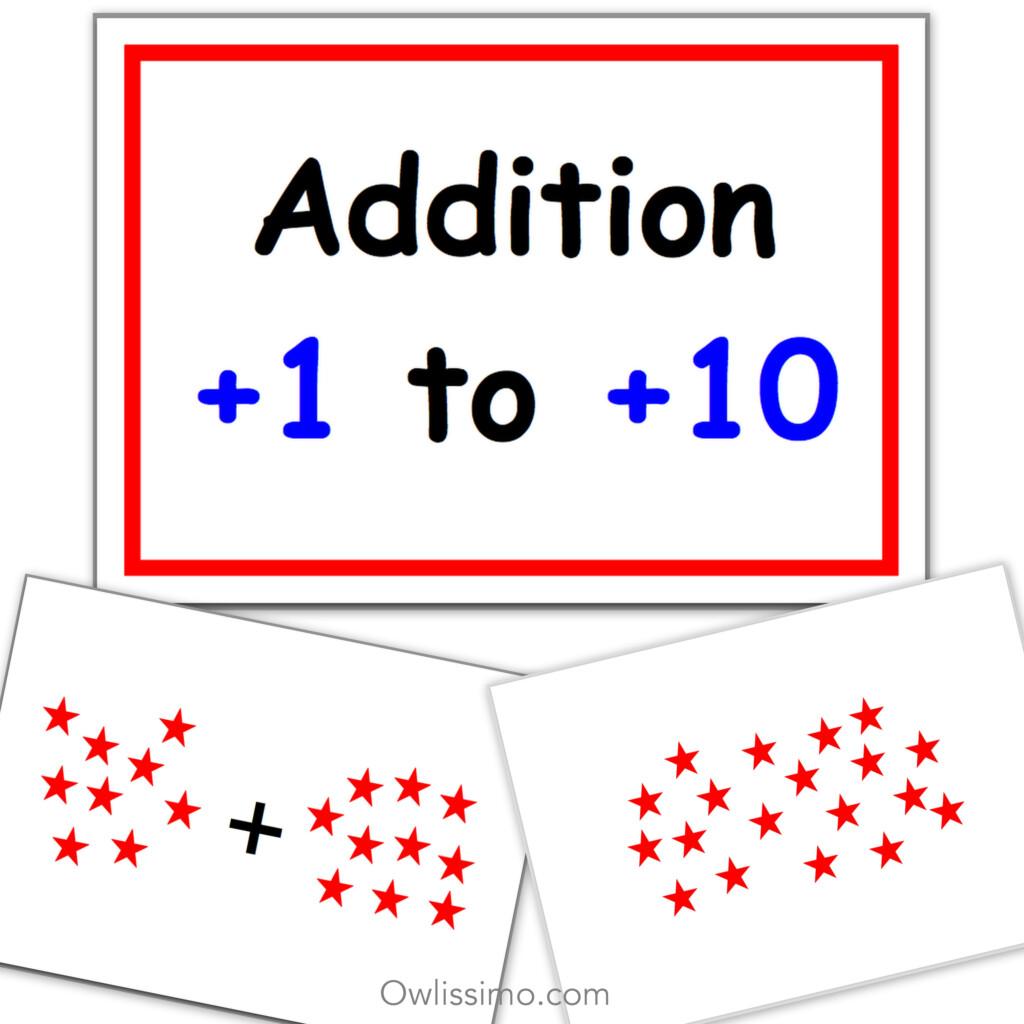 Printable Flashcards   Addition
