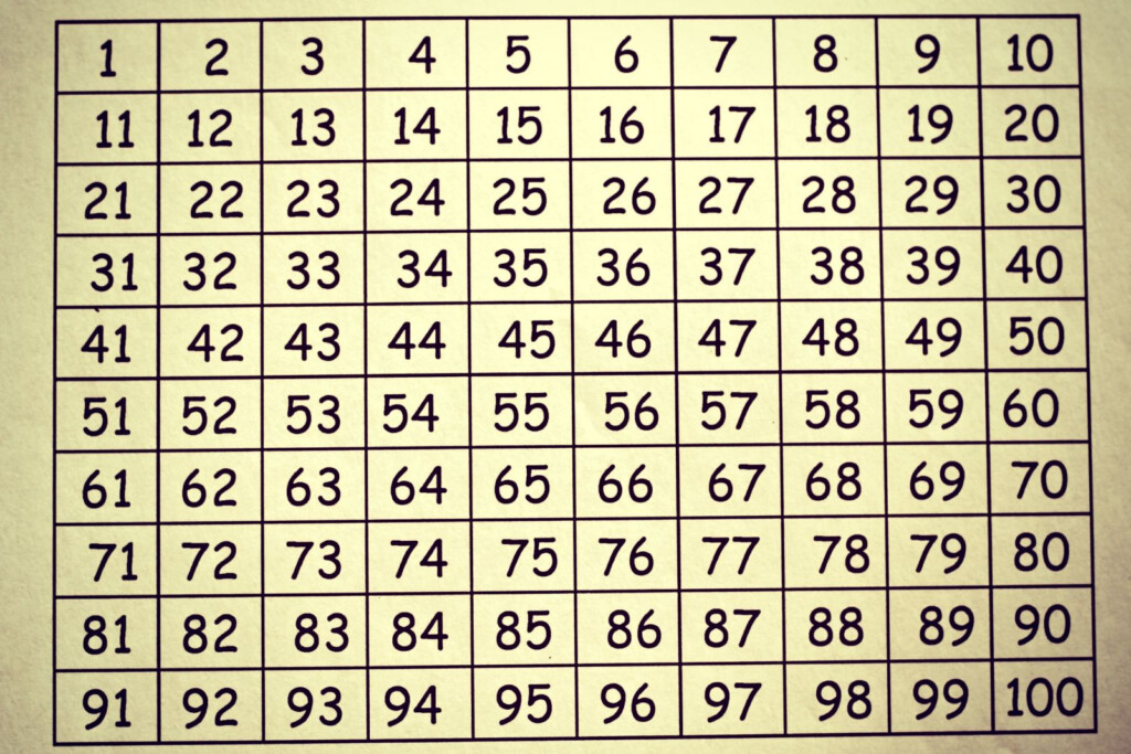 What Number Am I? 100's Board Activities   Multiplication