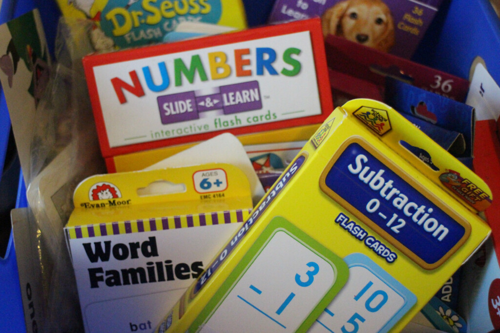 12 Fun Games With Flash Cards   Pk1Homeschoolfun