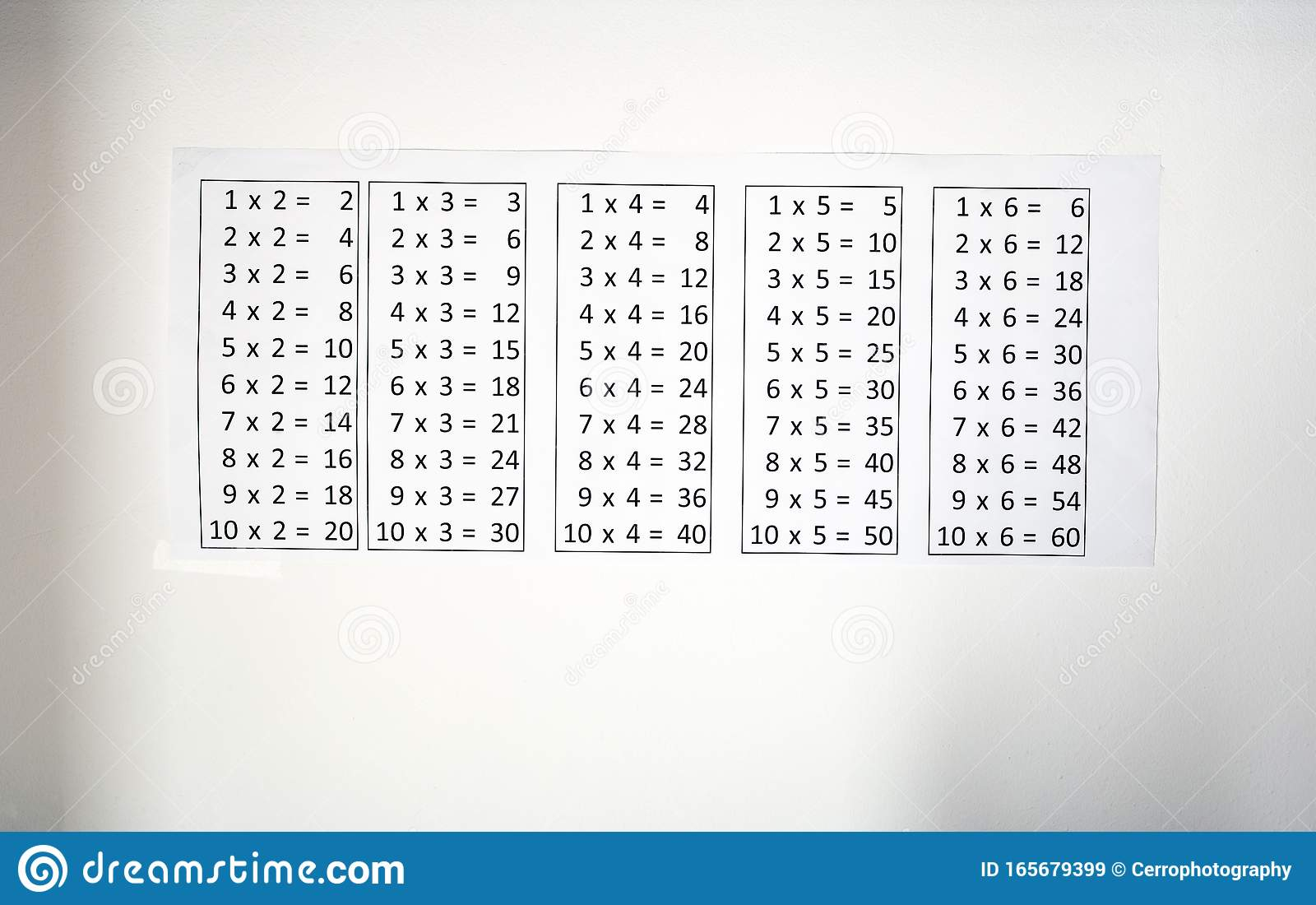 44 Multiplication Tables Photos - Free & Royalty-Free Stock