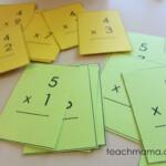 5 Super Fun Ways To Learn Math Facts   Teach Mama