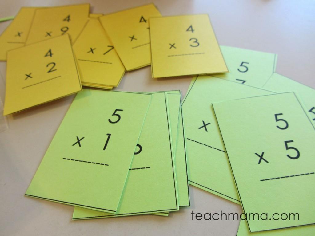5 Super-Fun Ways To Learn Math Facts - Teach Mama