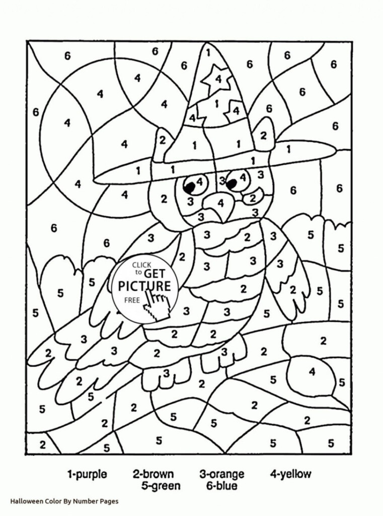 63 Free Printable Multiplication Coloring Worksheets Photo