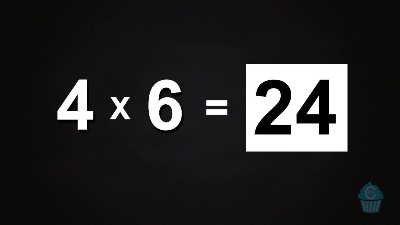 All Multiplication Flash Cards - Random Order
