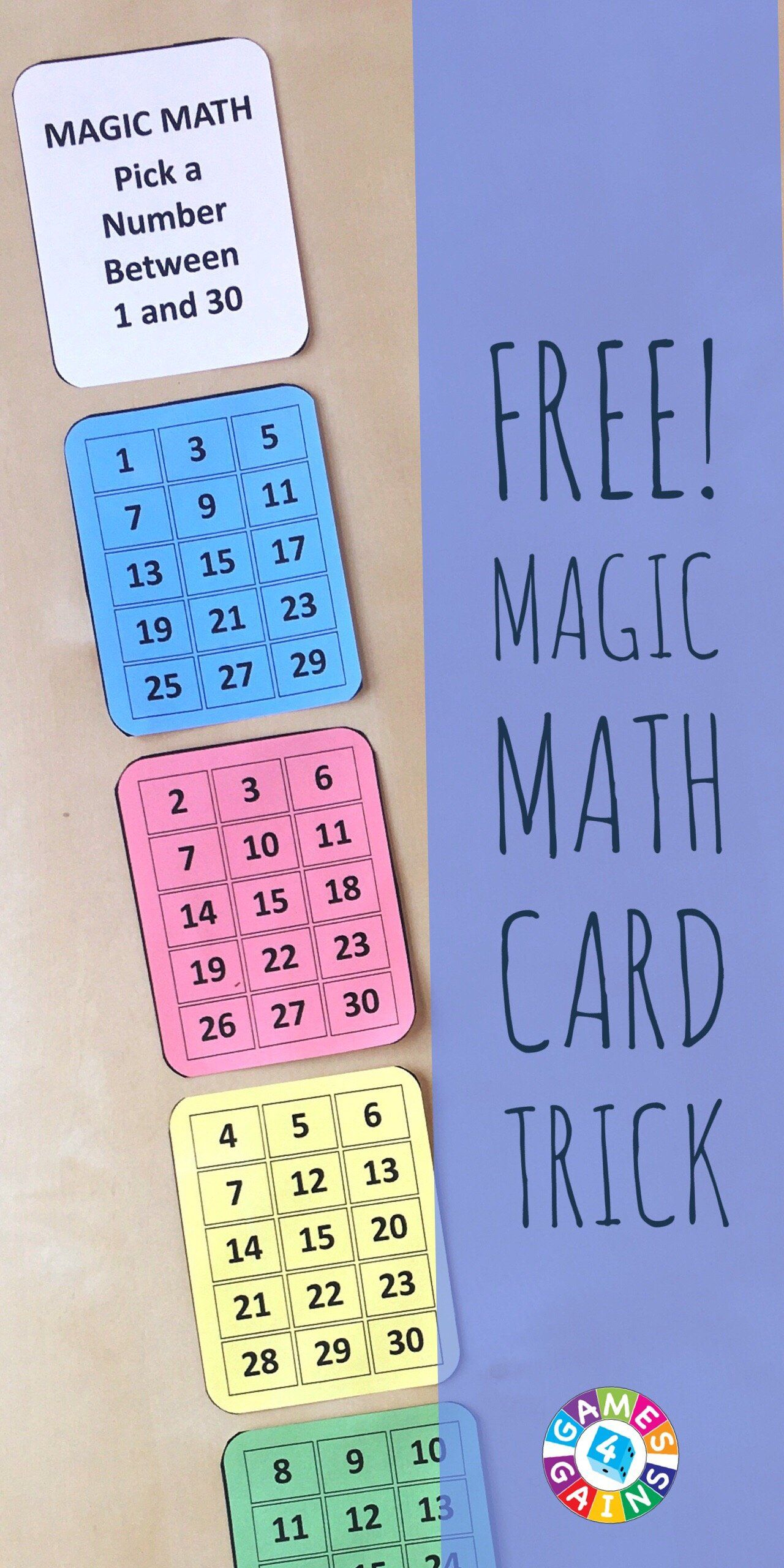 Amaze Your Students With This Math Magic Trick! | Math Magic