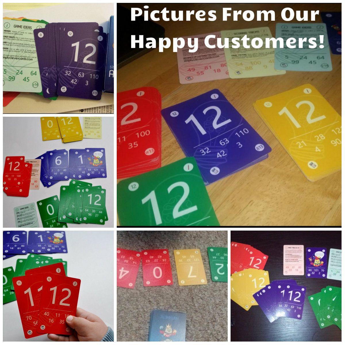 Amazon : Cool Math Kids Games - Flash Playing Cards