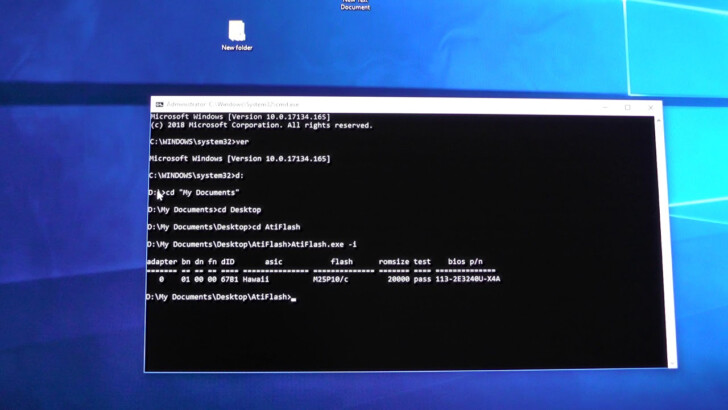 Ati Win Flash Automatically Apply Bios Multiple Cards