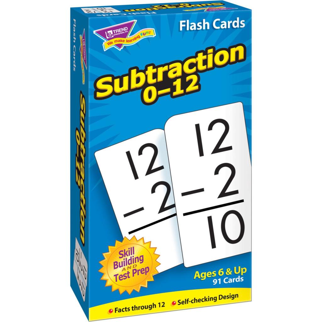 Bargain | Trend Math Flash Cards