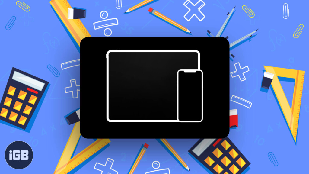 Best Iphone And Ipad Math Apps For Kids In 2020   Igeeksblog