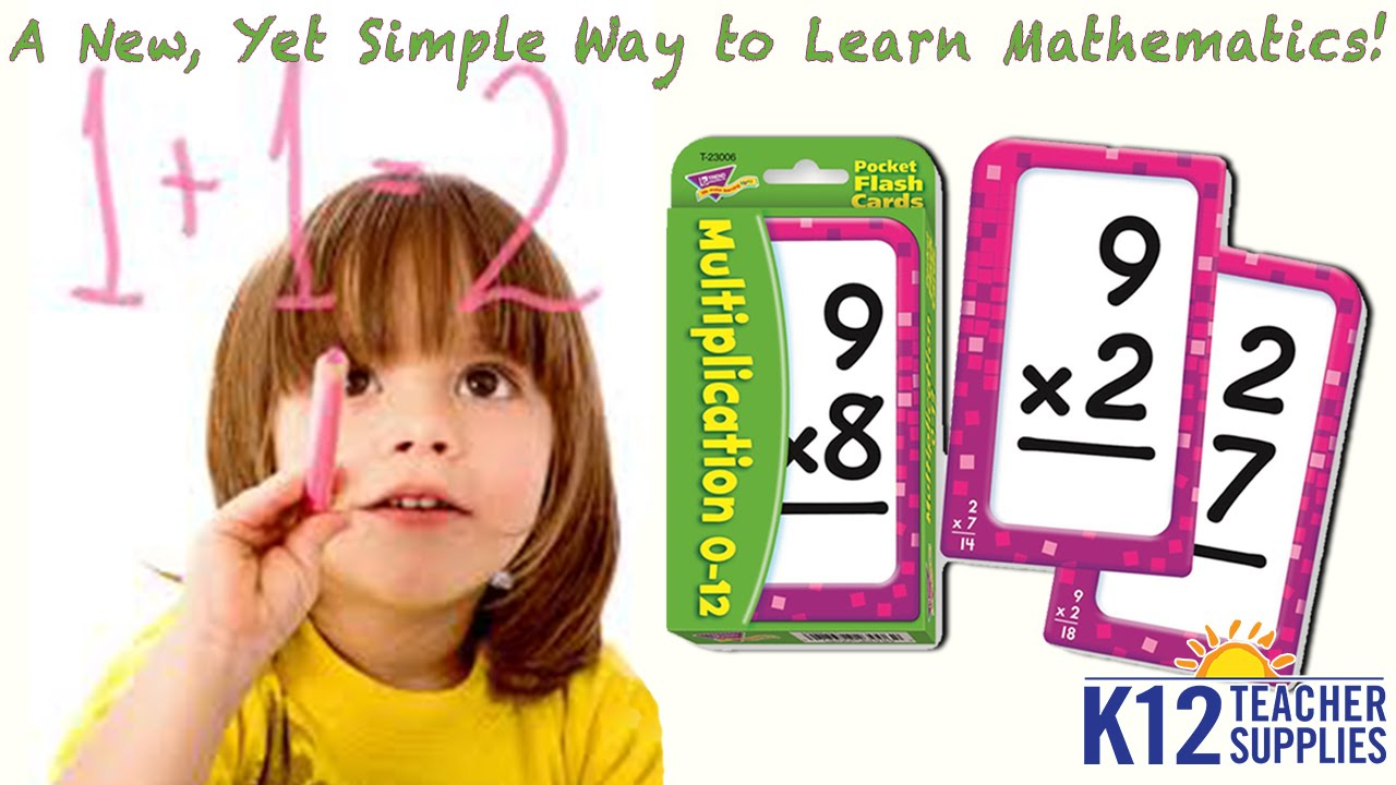 Best Multiplication Flashcards - Elementary Multiplication Flashcards -  Multiplication Games