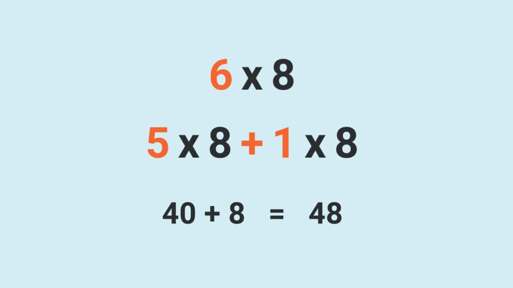 Better Than) Flash Cards   6S, 7S And 8S Multiplication