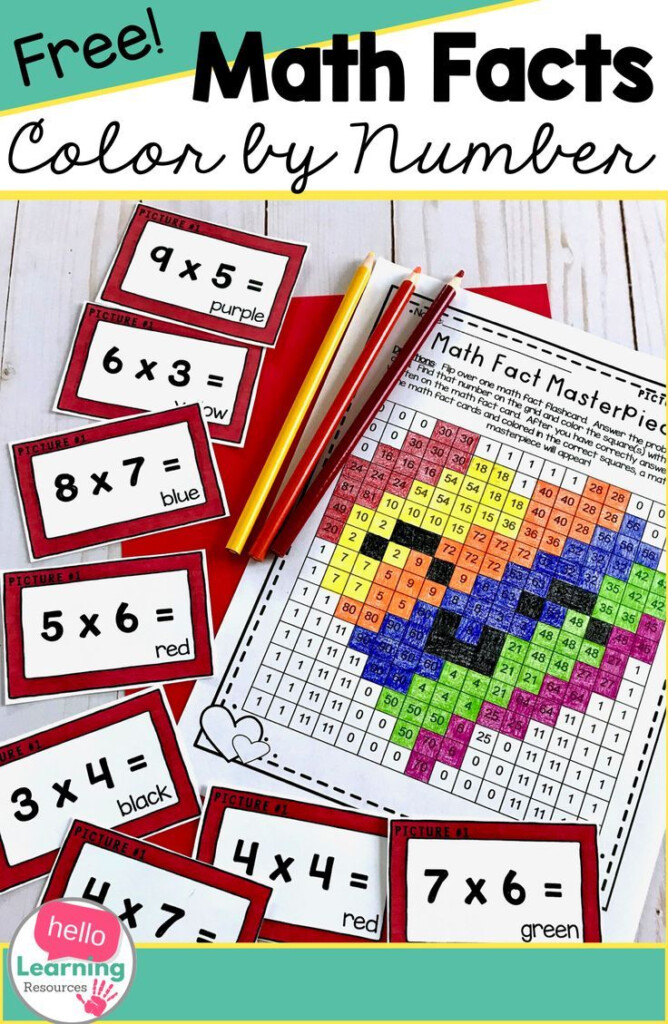 Could Your Upper Elementary Students Use A Little Extra Math