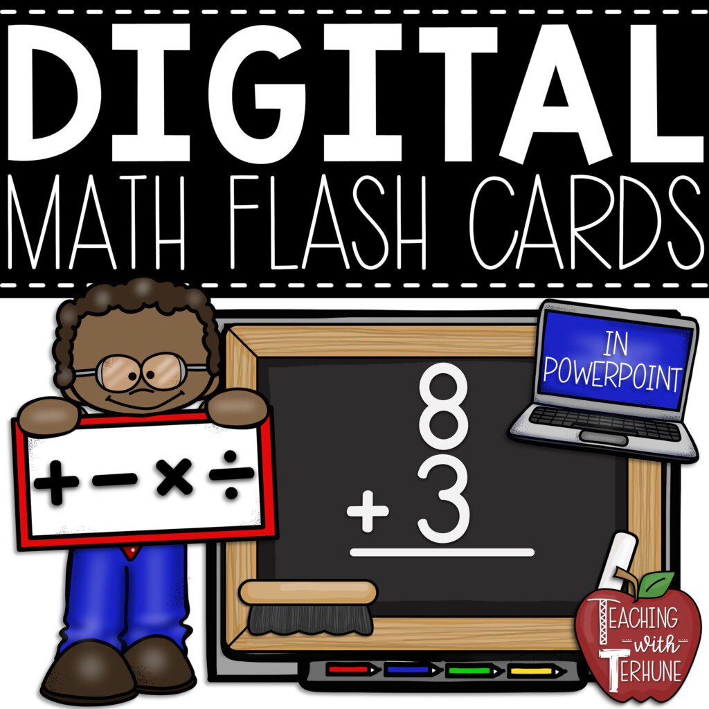 Digital Addition, Subtraction, Multiplication, And Division