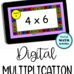 Digital Multiply4 Flash Cards In 2020 | Flashcards