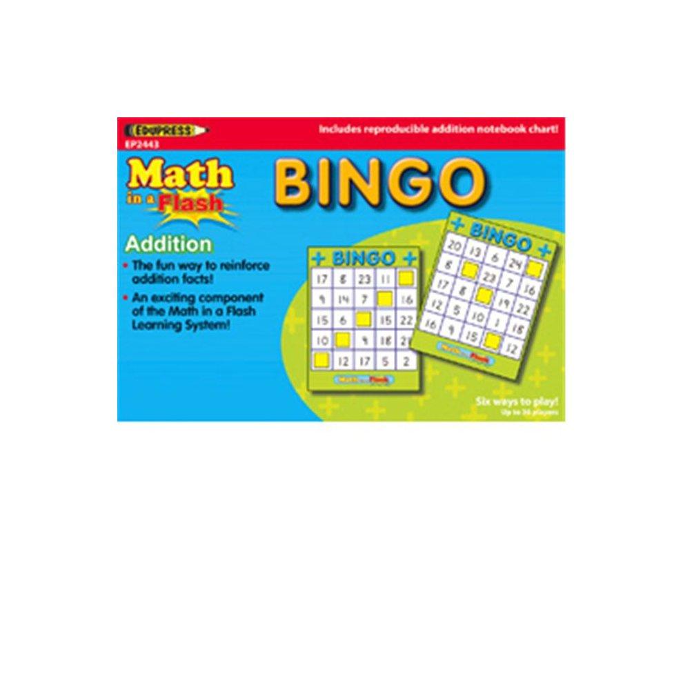 Edupress Ep 2432 Math In A Flash Multiplication Flash Cards