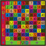 Flagship Carpets Multiply And Divide Educational Rugs   2 Sizes