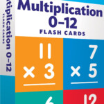 Flash Cards: Flash Cards: Multiplication 0   12 Other | Buy