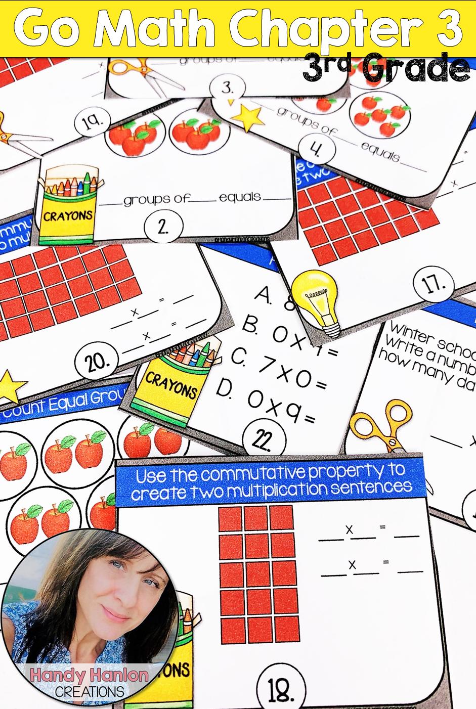Go Math 3Rd Grade Chapter 3 | Teaching Math Elementary, Go