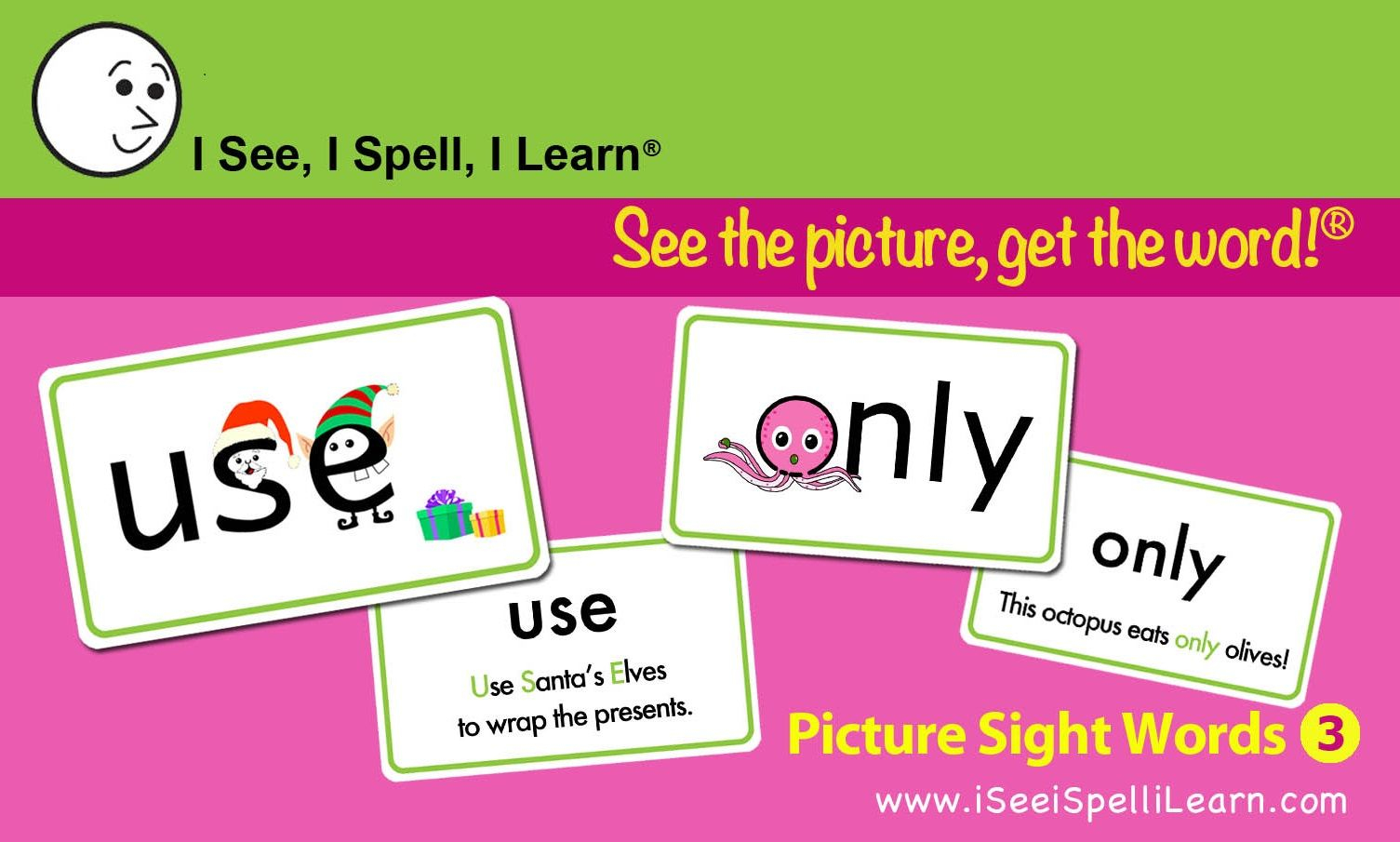 I See, I Spell, I Learn® - Teaching Materials For Dyslexia