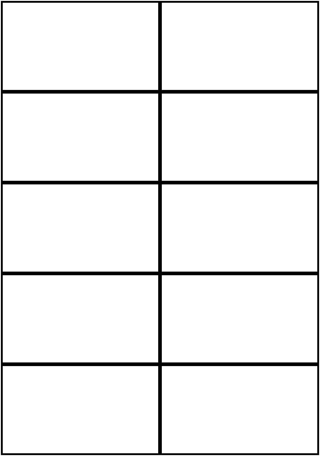 Image Result For Flashcards Template Word | Card Templates