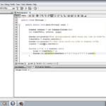 Java Tutorial 4   For Loops   Multiplication Tables Program