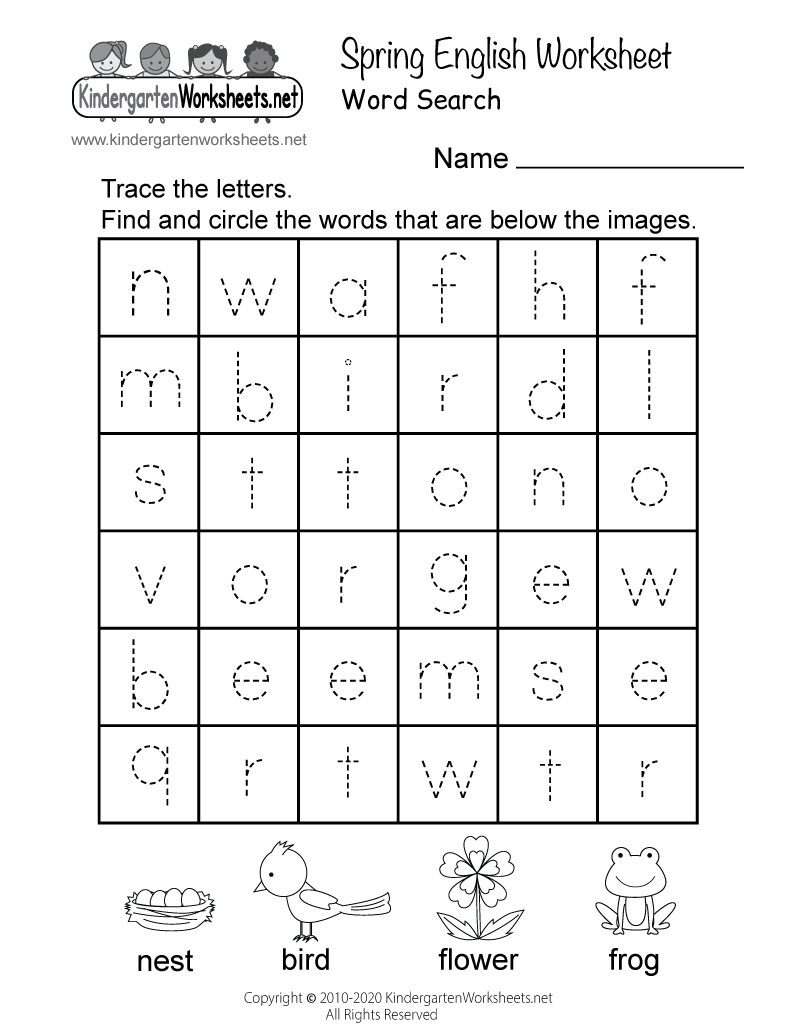 Kg3 English Worksheets Grammar Words Vocabulary Flashcards