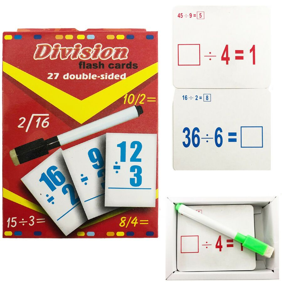 Kids Flash Cards Educational Learning Flashcards Numbers