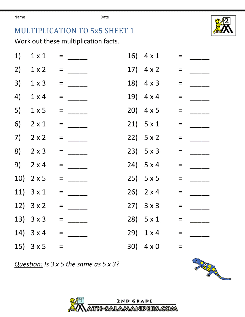 May8Forstudents Page 23: Printable Numbers 1-10 Flashcards