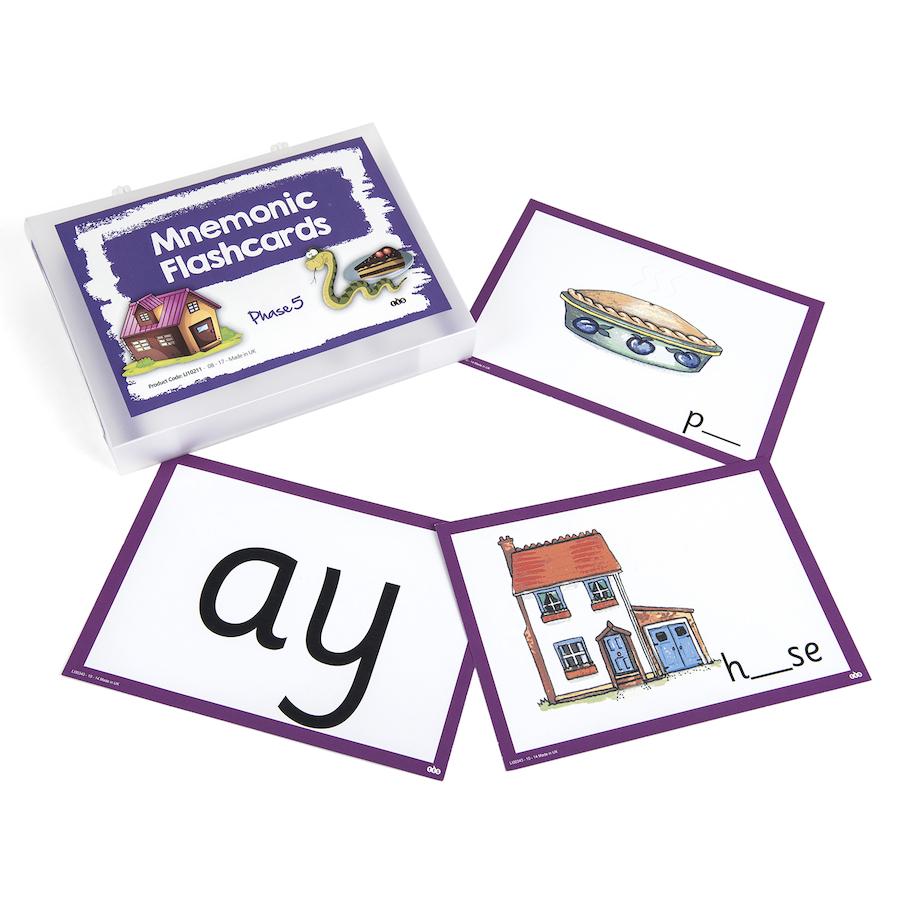 Mnemonic Flashcards A5