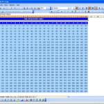 Multiplication Chart 1 100