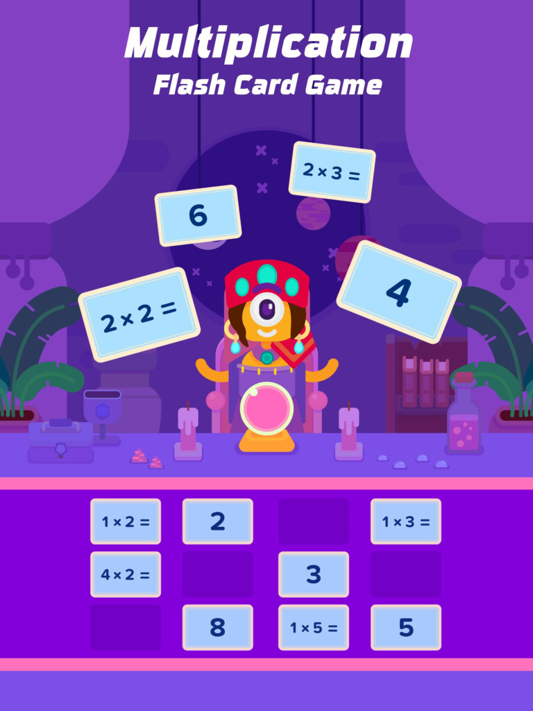 Multiplication Flash Cards App For Android   Apk Download