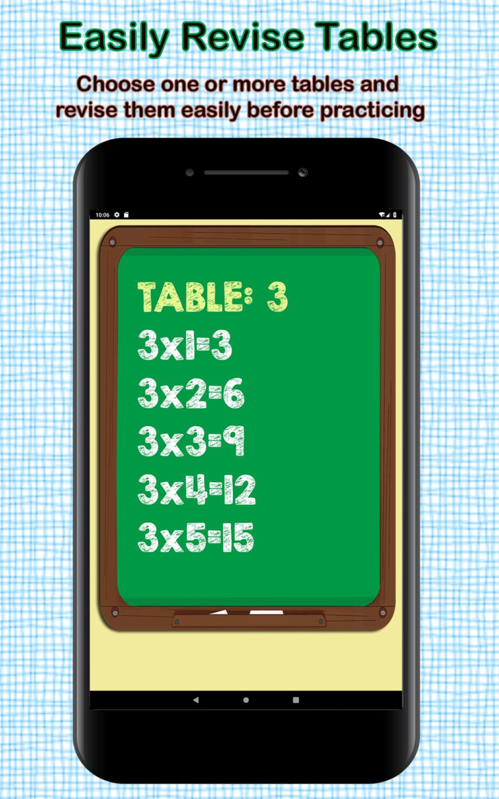 Best Multiplication Flash Cards App