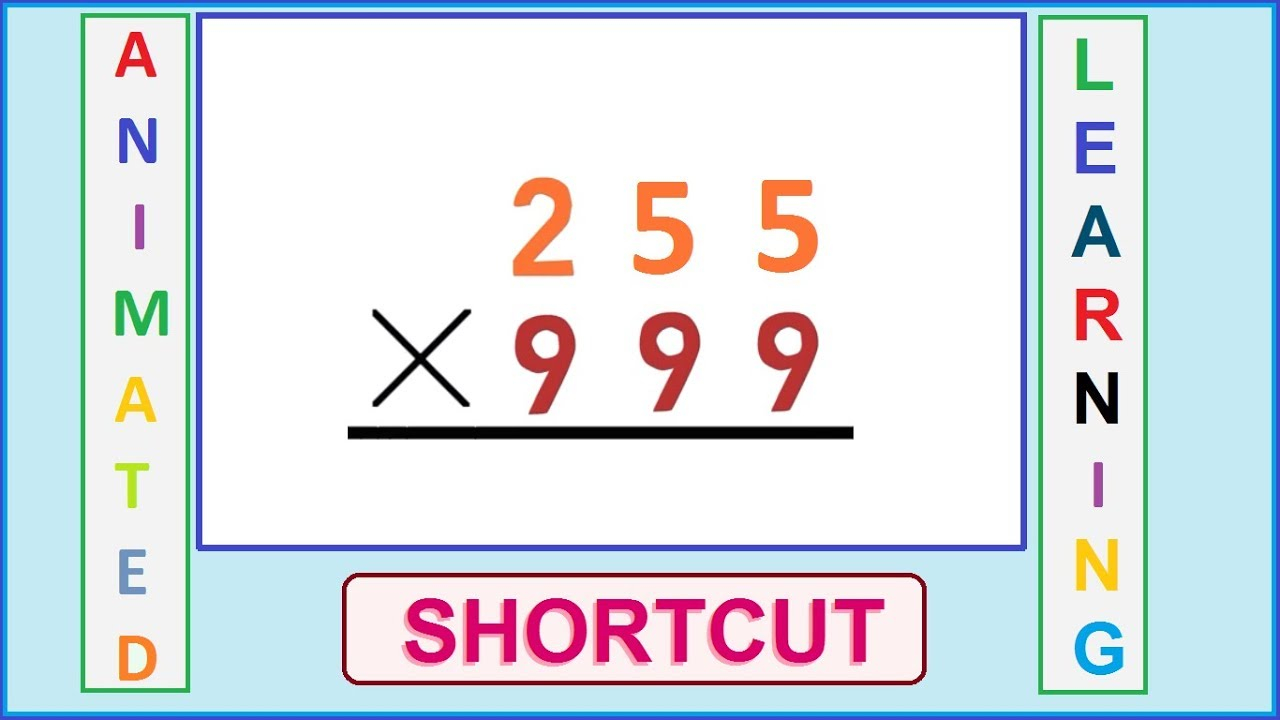 Multiplication In 3 Seconds | Shortcut To Multiply99 | Part-4 |  Mathematics Shortcut Tricks |