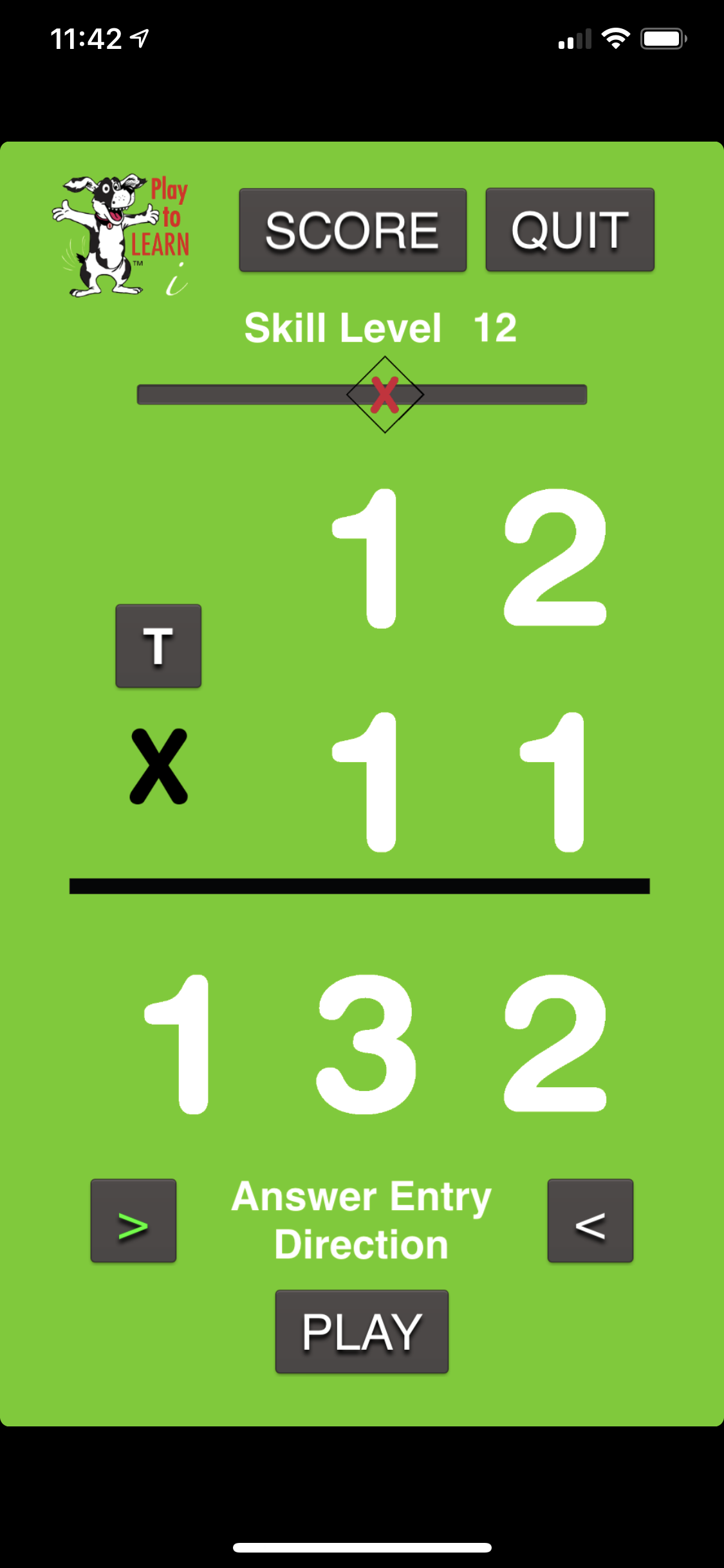Multiplication   Playtolearn