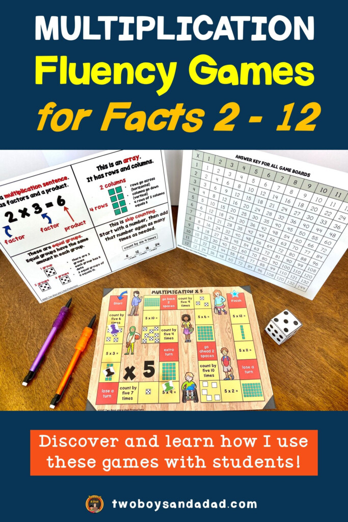 Multiplication Practice Made Fun And Easy In 2020