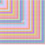 Multiplication Table 32X32 | Multiplication Chart Upto 32