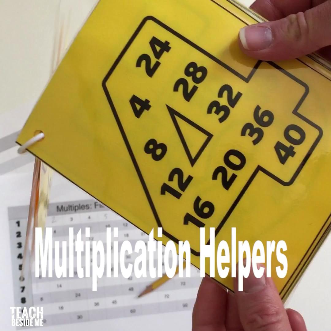 Number Multiples: Multiplication Helpers [Video] [Video] In