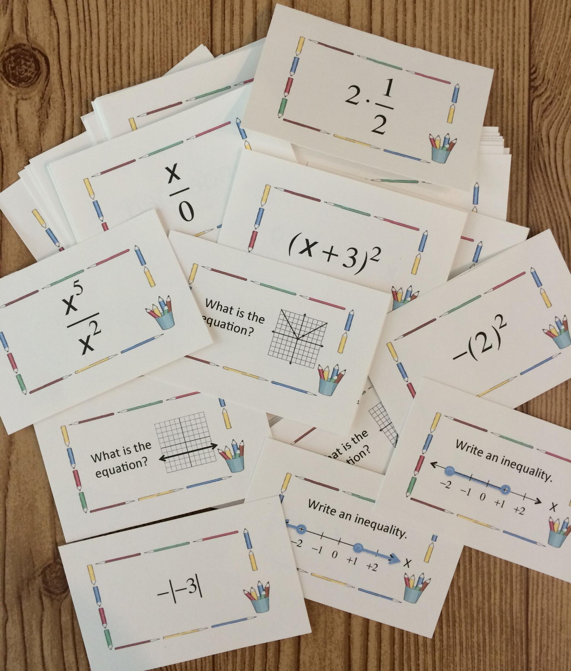 Pin On High School Math Ideas