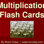 Ppt   Multiplication Flash Cards Powerpoint Presentation