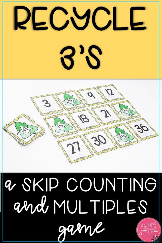 Skip Counting Game | Multiplication Facts Game | 3S | Math