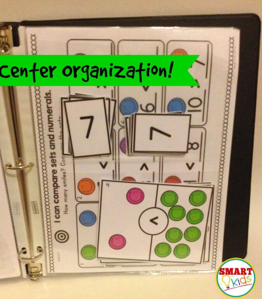 Smart Kids: Bright Ideas: Math Centers Triple Pocket