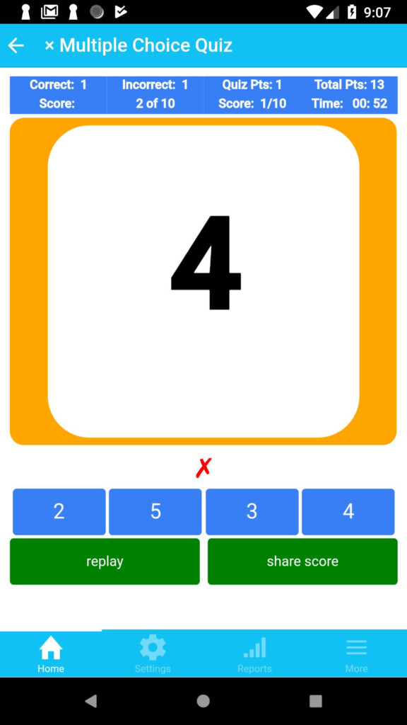 Studyflash Math Flash Cards Games Quizzes K 5 Free For