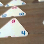 Three Corner Flash Cards Education Review